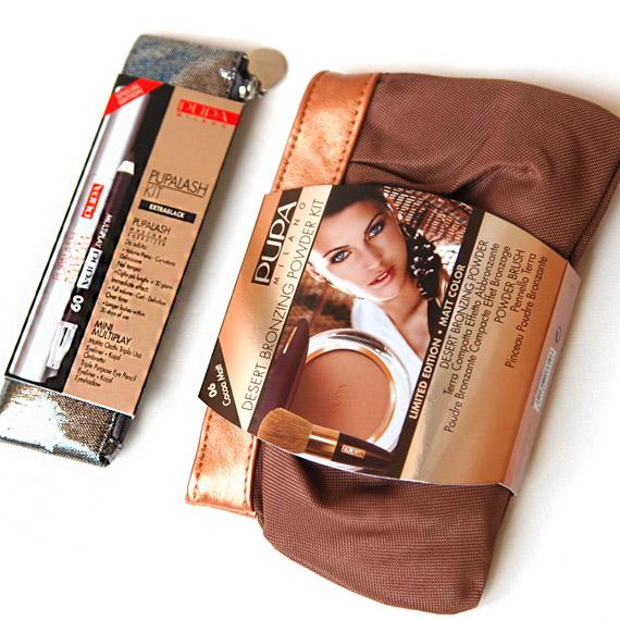 bronzing-kit-en-pupa-lash-kit Pupa Diva's lash & Desert bronzing powder kit+ look