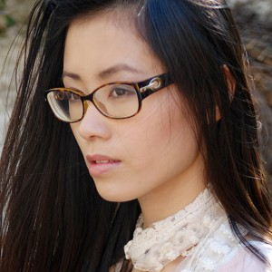 dior-bril-my-huong-300x300 Look of today: fashionable met een Dior bril