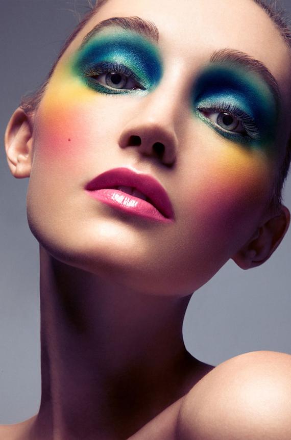 fel-make-up-inspiration Inspiration: Beautifull make-up looks