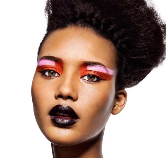 inspiration-black-skin-make-up Inspiration: Beautifull make-up looks