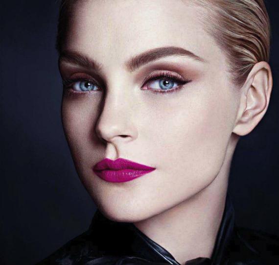 inspiration-make-up-pink-lips Inspiration: Beautifull make-up looks