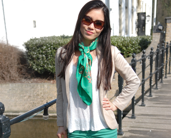 look-mineralogie The green skinny look
