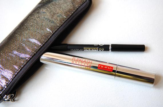 mascara-kit-PUPA Pupa Diva's lash & Desert bronzing powder kit+ look