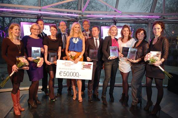met-alle-winnaars-holland-beauty-awards-2012 EVENT: Holland Beauty Awards 2012