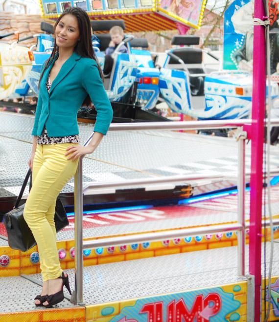 my-huong-kermis-sneek-look-of-today Look:  The Yellow pants!