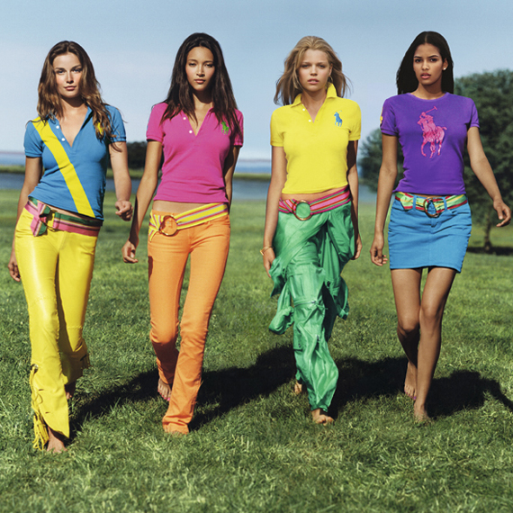 ralph-lauren-pony-collection-girls-clothes-colorblocking Ralph Lauren: The Big Pony Collection for Woman