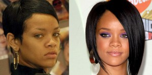 rihanna-no-make-up-300x149 Make-up loos!