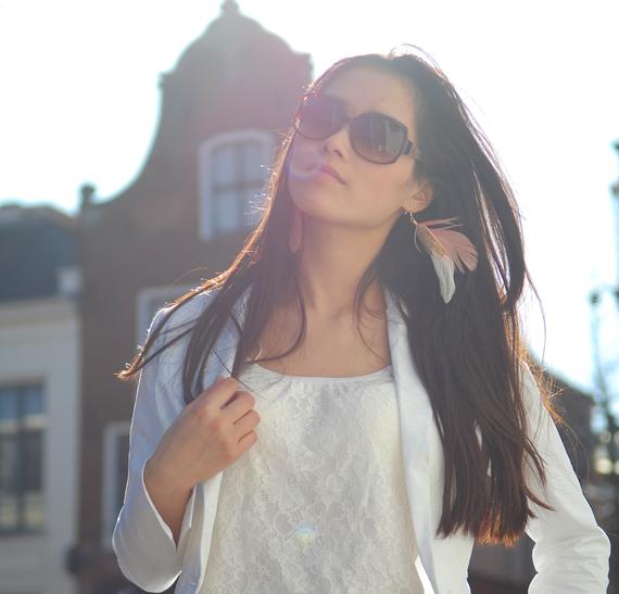 spring-sunglasses-lente-wit-sensation-white The Beauty of the Spring Season