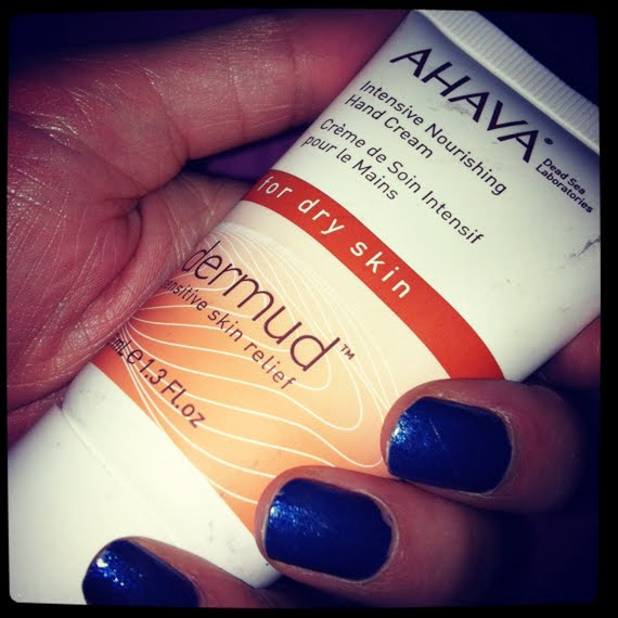 AHAVA-hand-cream-for-dry-skin-droge-huid Diary: The Beauty Musthaves