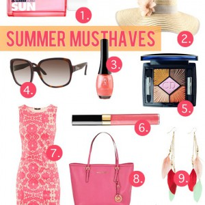 Avatar-Summer-musthaves-300x300 Shopping: Summer Musthaves