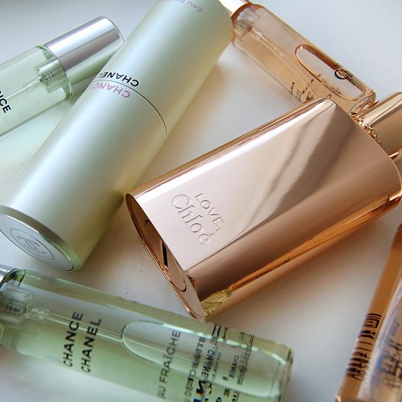 Avater-purse-spray-chanel-chance-love-chloe Wat voor artikelen zijn leuk?