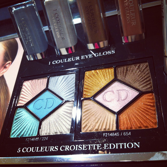 Dior-Croisette-love-die-oogschaduw The Beauty Musthaves: Diary april 2012