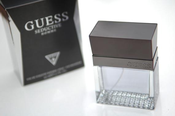 Guess-Seductive-Homme-Herengeuren Herengeuren: Guess, Bleu de Chanel, Bruno Banani & Eau de Lacoste