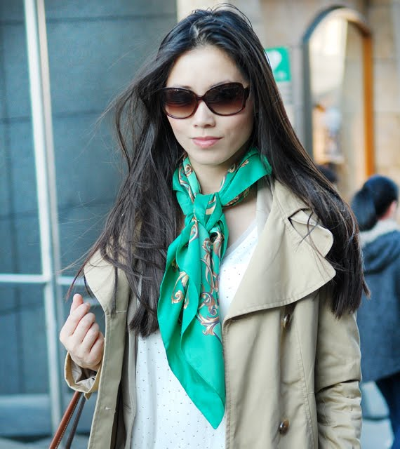 Sunglasses-my-huong-rotterdam-look-of-today The green skinny look