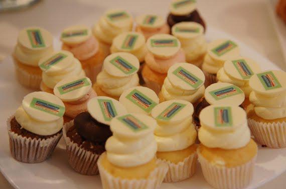 cupcakes-handsaplast EVENT: Hansaplast 90 jaar! Pedicure bij Soap Treatment Store