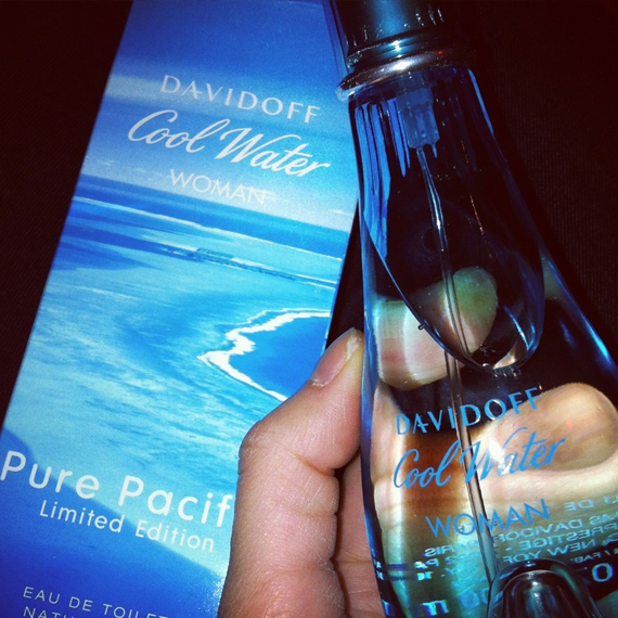 davidoff-cool-water-pure-pacific The Beauty Musthaves: Diary maart 2012