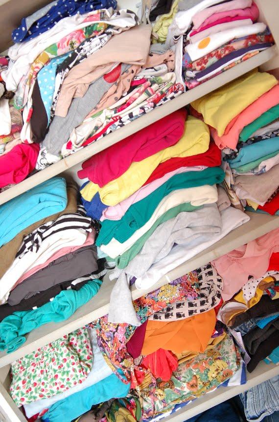 ellens-garderobe Een kijkje in Ellen's warderobe