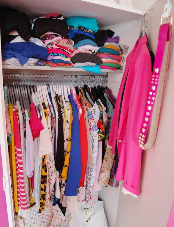 garderobe-ellen Een kijkje in Ellen's warderobe