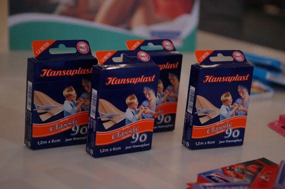 hansaplast-90-jaar EVENT: Hansaplast 90 jaar! Pedicure bij Soap Treatment Store