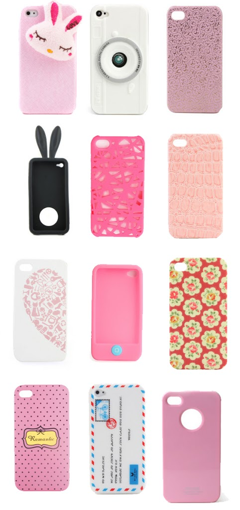 iphone-4-musthave-pink-cases Musthaves: iPhone4 Cases