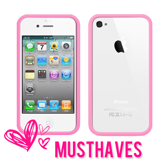 Iphone hoesje musthave