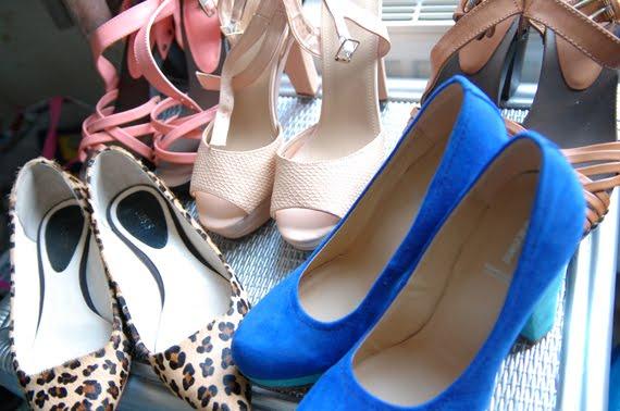 nieuwe-schoenen-sandalen-ellen Een kijkje in Ellen's warderobe