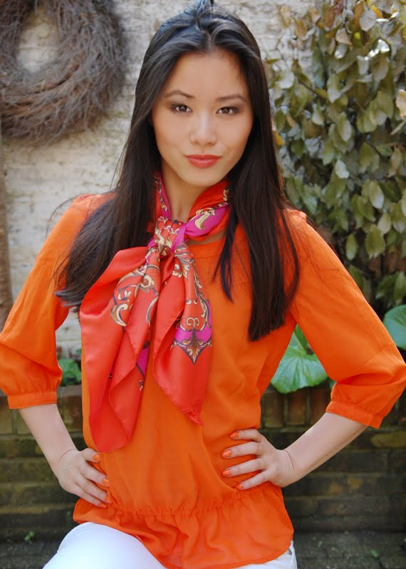 outfit-koninginnedag-2012-look-of-today-my-huong Look of today: Tangerina