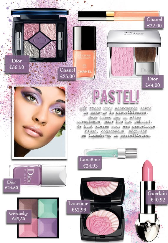 pastel-kleuren-the-beauty-musthaves-My-Huong Make-up trend: Pastelkleuren