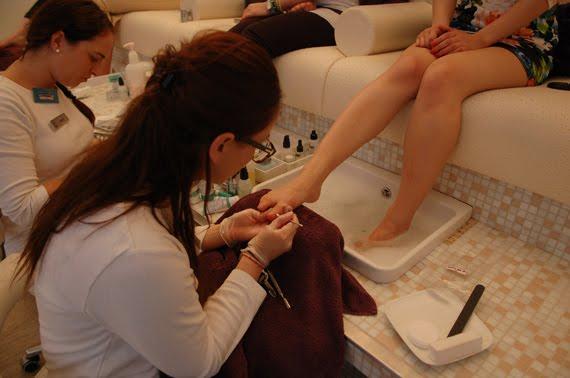 pedicure EVENT: Hansaplast 90 jaar! Pedicure bij Soap Treatment Store