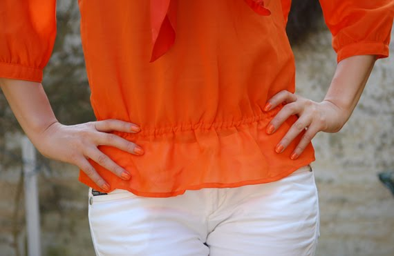 queen-look-oranje-tangerina Look of today: Tangerina