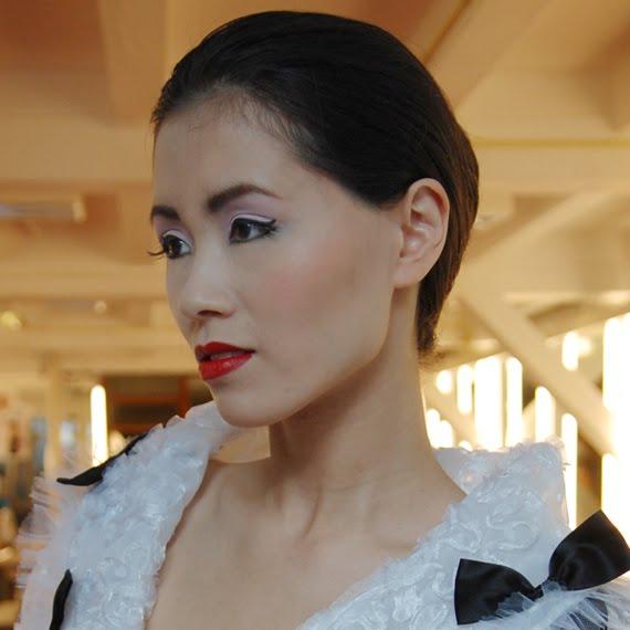 shoot-avater-backstage-model-make-up Backstage foto's: Fotoshoot visagie magazine