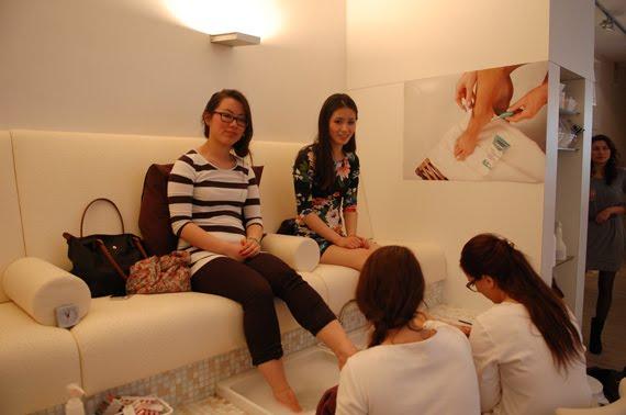 voetbehandeling-pedicure-soap-treatment EVENT: Hansaplast 90 jaar! Pedicure bij Soap Treatment Store