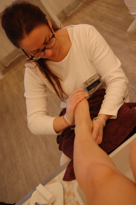 voetscrub-hansaplast EVENT: Hansaplast 90 jaar! Pedicure bij Soap Treatment Store