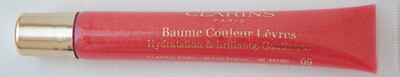 Clarins-Baume-lipgloss-perzick-hydration-Pink-Jaipur Clarins Enchanted Summer Make-Up Collection 2012