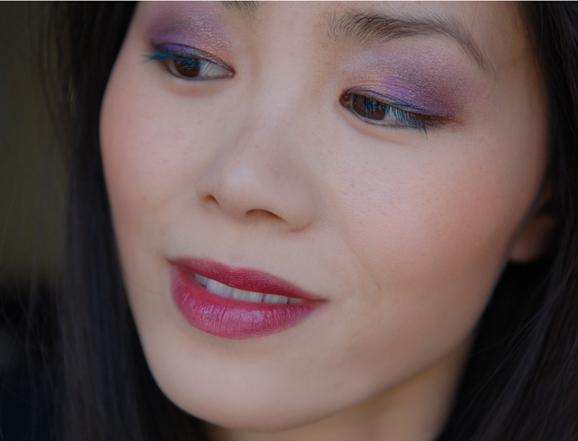 Clarins-Enchanted-Make-up-look Clarins Enchanted Summer Make-Up Collection 2012