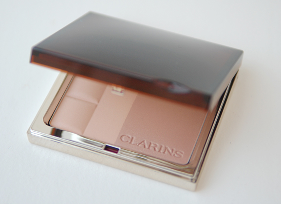 Clarins-Enchanted-Summer-Bronzing-Duo Clarins Enchanted Summer Make-Up Collection 2012