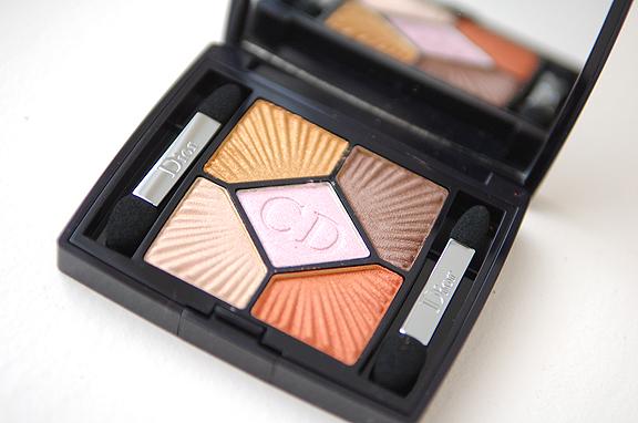 Dior-5-couleurs-croisette-summer-eye-look-aurora Dior Aurora 'Le Croisette' 5 Couleurs Palette