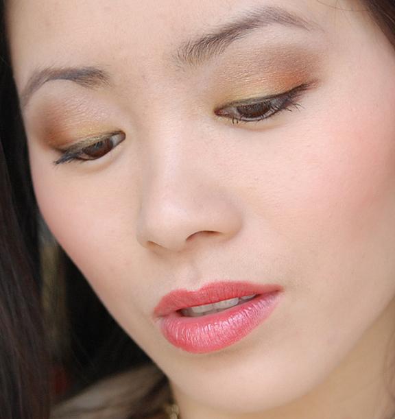 Dior-Eyelook-howto-croisette-aurora-my-huong Dior Aurora 'Le Croisette' 5 Couleurs Palette