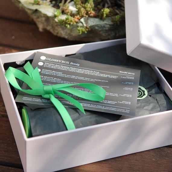 Glossybox-eco-maart Moederdag Cadeautips!