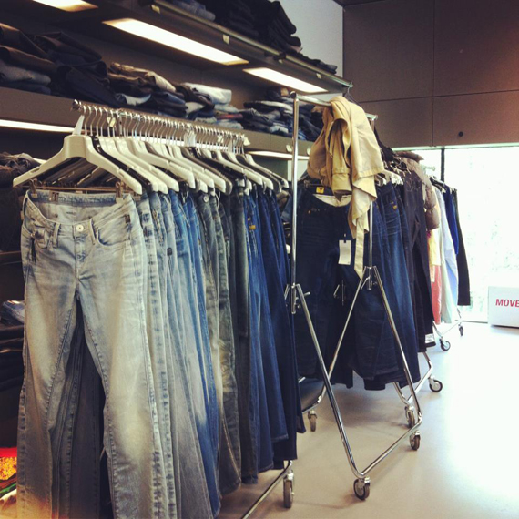 Gstar-Amsterdam-Casting-model The Beauty Musthaves: Diary pics+ Movie