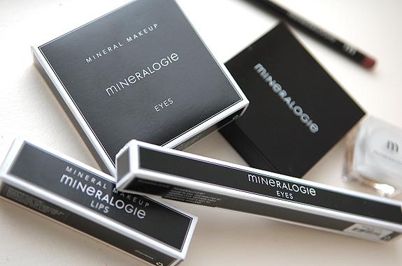 Mineralogie-make-up Make-up van Mineralogie