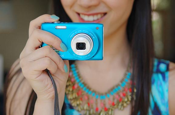 My-Huong-Coolpix-Nikon-S3300 Review: Nikon Coolpix S3300