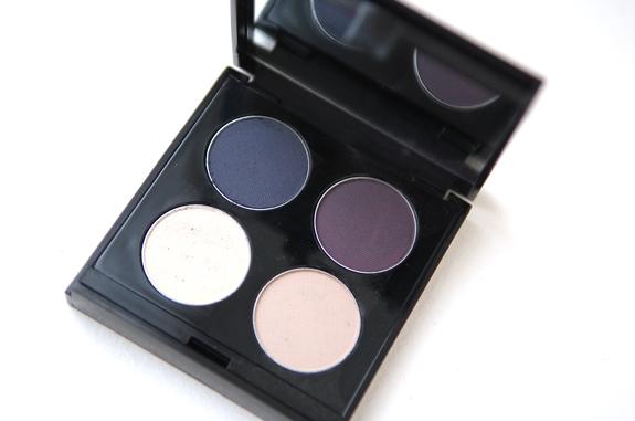 Palette-mineralogie-oogschaduw Make-up van Mineralogie