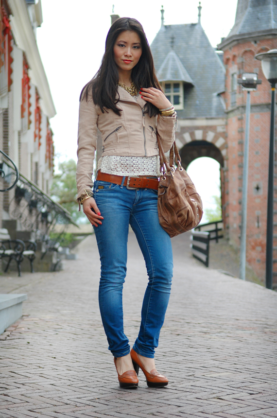 look-chique-my-huong-waterpoort Look of today: Casual chique