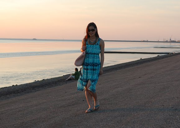 my-huong-the-sunset-outfit-cocktail-summer-2012-look-of-today Look of today: The sunset