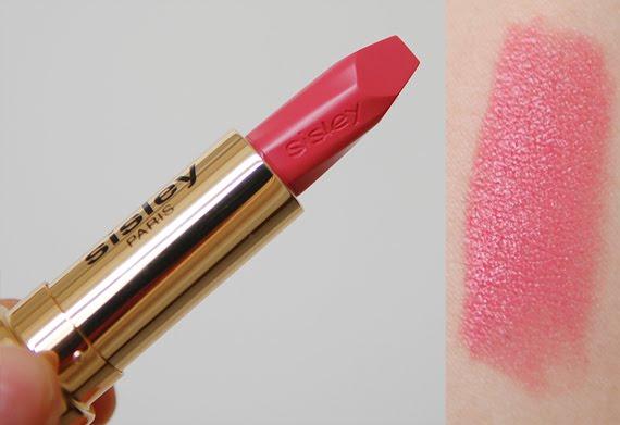 rouge-lipstick-sisley-l9 Sisley Rouges à Lèvres Hydratants Longue Tenue