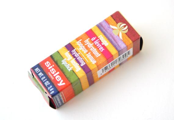 sisley-lipstick-hydratant-rouge Sisley Rouges à Lèvres Hydratants Longue Tenue