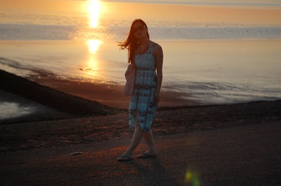 sunset-harlingen-my-huong Look of today: The sunset