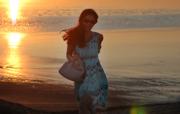 sunset-my-huong-look Look of today: The sunset