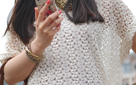 topje-goud-chique-kant-my-huong Look of today: Casual chique
